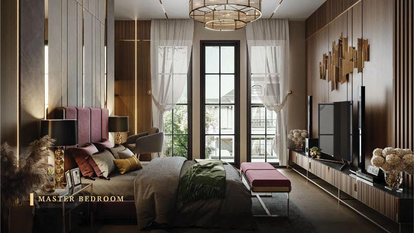 master bedroom type 8